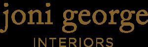 Joni George Interiors Logo